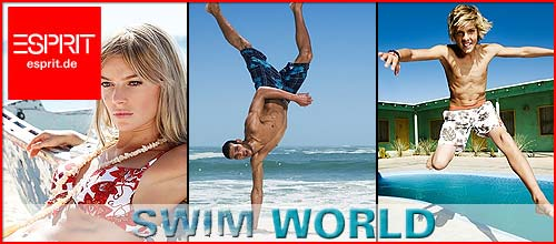Esprit Swim World - Strandmode und Bademode
