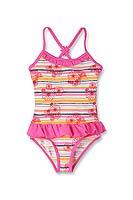 Esprit - Badeanzug mit modischem Muster-Mix