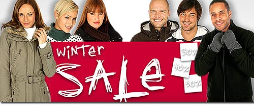 s.Oliver Wintersale